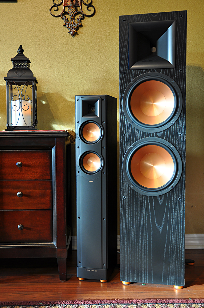klipsch rf 42ii vs rf 7ii vs rf 83 comparison home. Black Bedroom Furniture Sets. Home Design Ideas