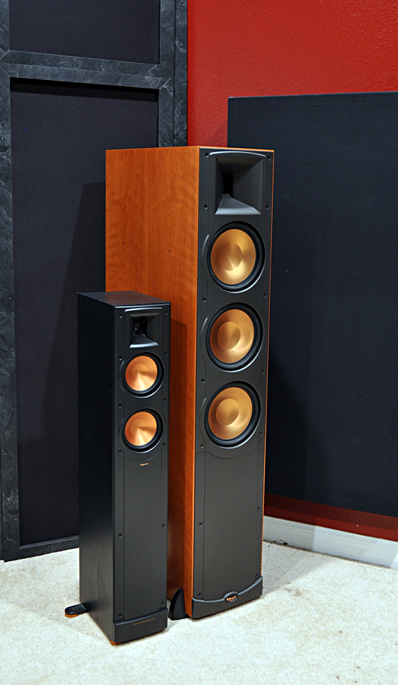 klipsch rf 42ii vs rf 7ii vs rf 83 comparison home theater the klipsch audio community. Black Bedroom Furniture Sets. Home Design Ideas