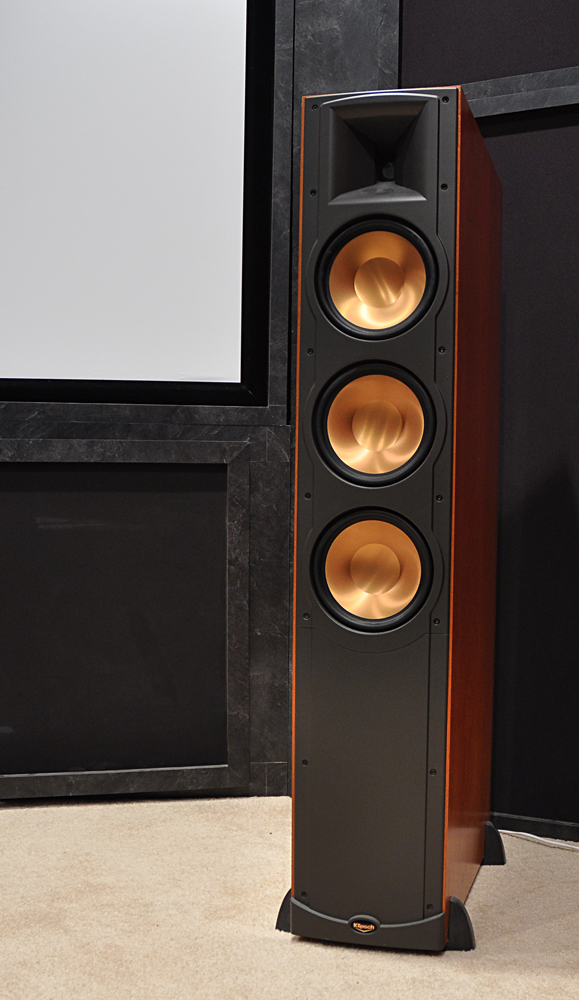 pics of the rf 83 39 s home theater the klipsch audio community. Black Bedroom Furniture Sets. Home Design Ideas