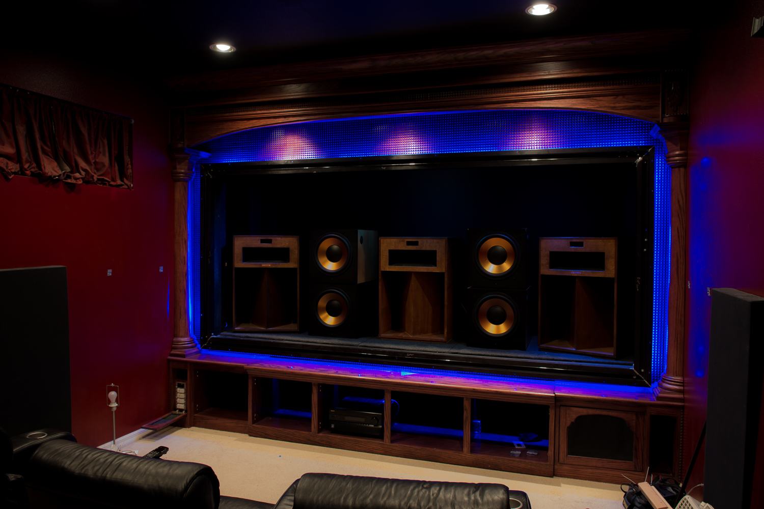 youthman 39 s home theater 2 0 build page 6 avs forum. Black Bedroom Furniture Sets. Home Design Ideas