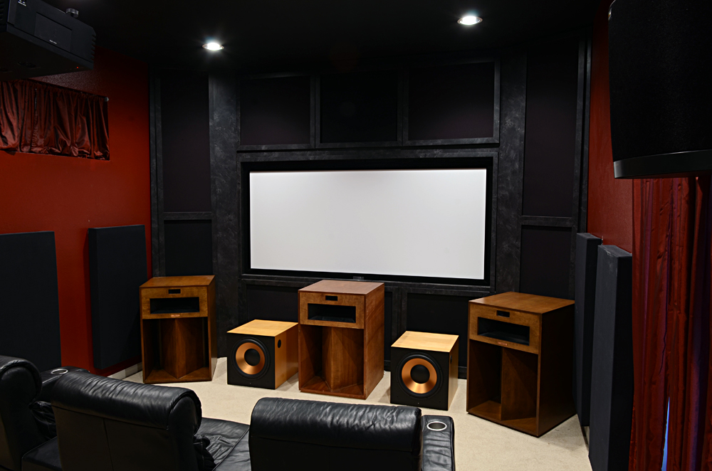 Youthman S Home Theater 2 0 Build Avs Forum Home