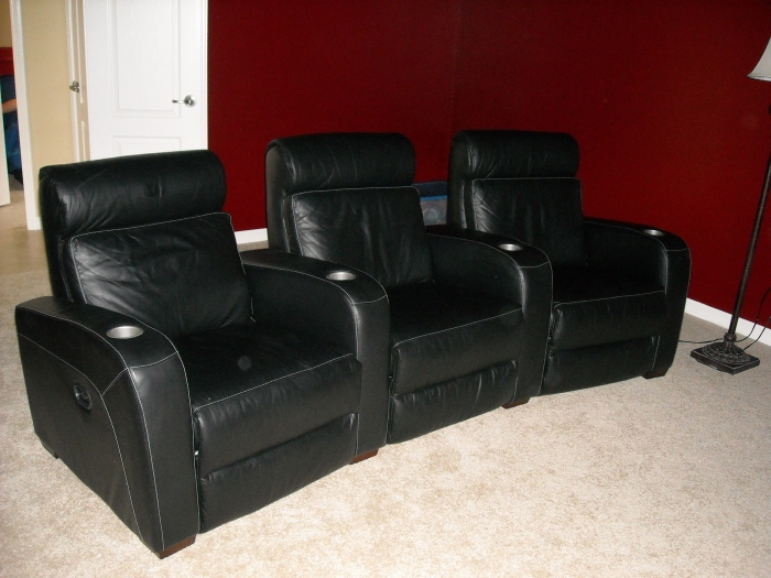 Home Theater Seating   AVS Forum | Home Theater Discussions And Reviews