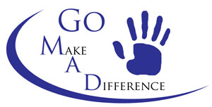 Go Make a Difference Logo