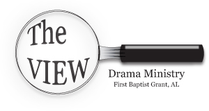 The View Drama Ministry Logo