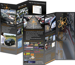 Big Voice Tri Fold Brochure