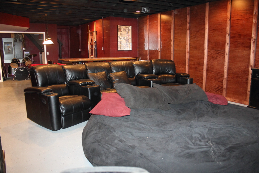 Clothing Optional Media Room AVS Forum Home Theater Discussions