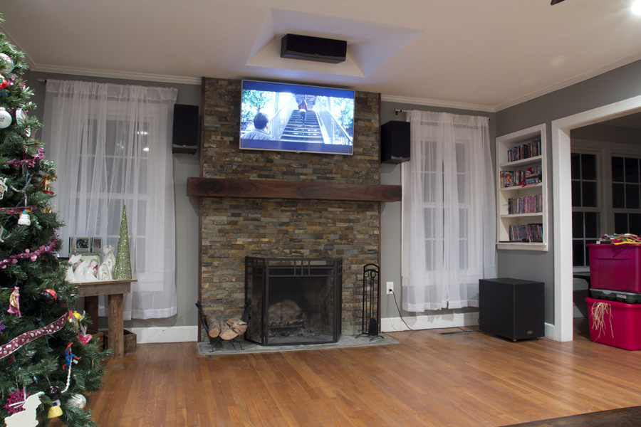 Living Room Upgrade